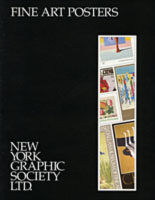 New York Graphics Society Posters and Fine Arts Catalog